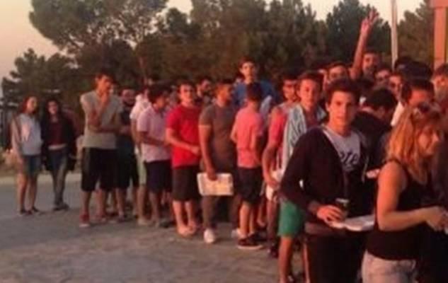 CHP'nin gençlik kampına soruşturma