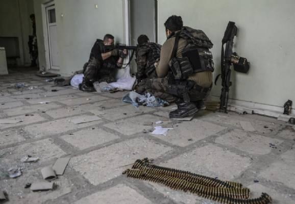 Sur'da operasyon sonrası çatışma: 7 ölü