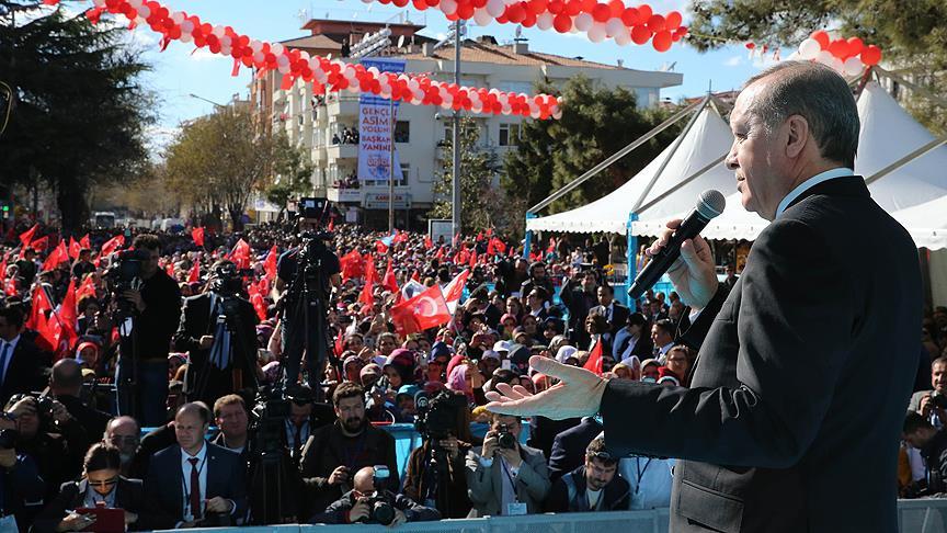 Erdoğan: AYM ülkesinin aleyhine karar almıştır