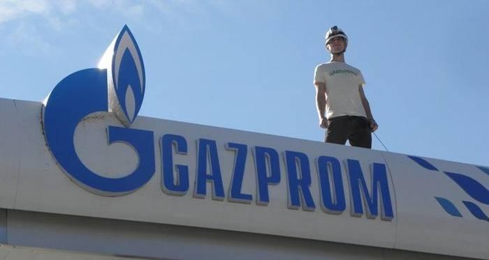 Rus devi Gazprom zor durumda