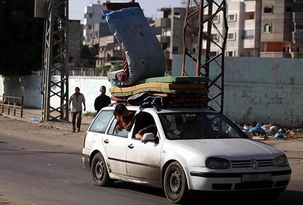İsrail sürgün için bahane buldu