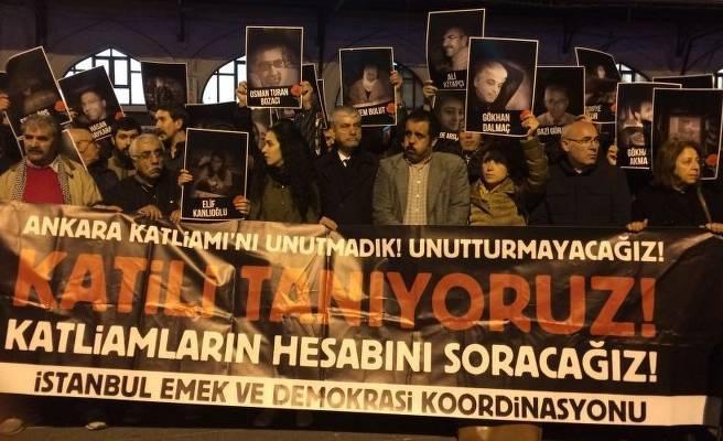 Kadıköy'de göstericilere müdahale