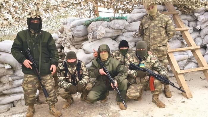 Kırım Tatarları Rusya'ya karşı silahlandı