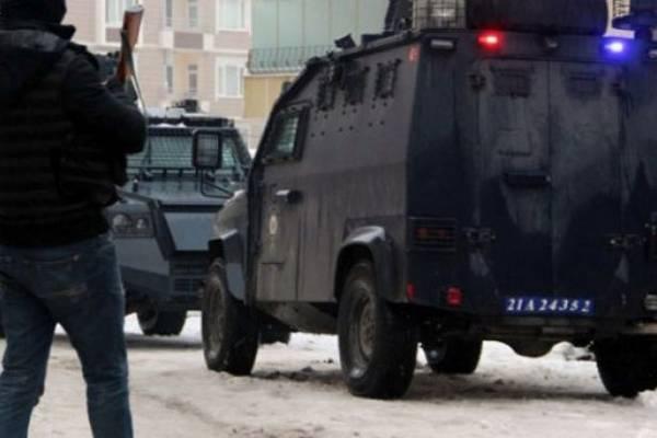 Mardin'de polise bombalı saldırı