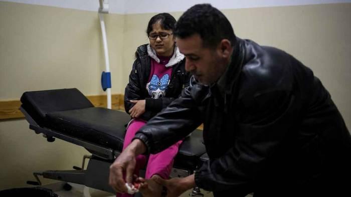 İsrail uçakları Gazze'de bir çocuğu öldürdü