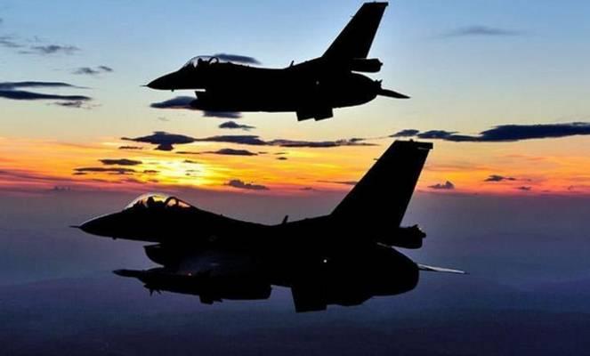 Hava harekâtında 67 PKK'lı öldürüldü