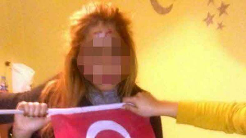 Kız öğrencilerin bayraklı işkencesine soruşturma
