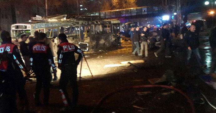 Ankara patlamasında son durum