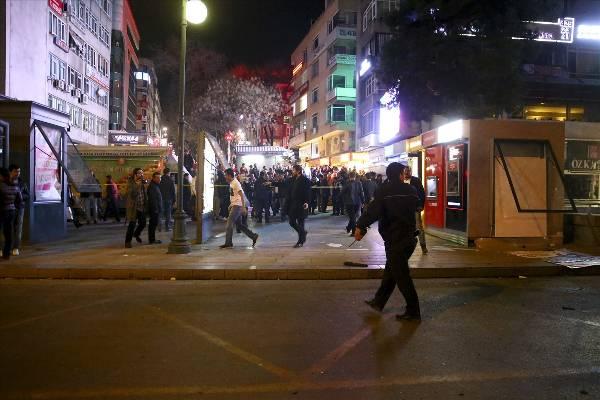Ankara patlamasıyla ilgili ilk resmi açıklama