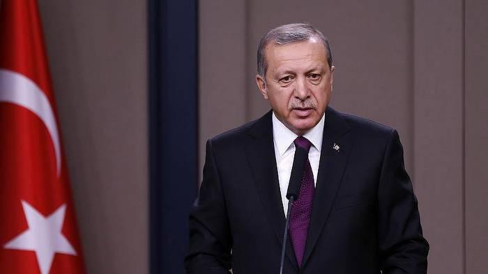 Erdoğan: Anamuhalefetin koltuğu boştur