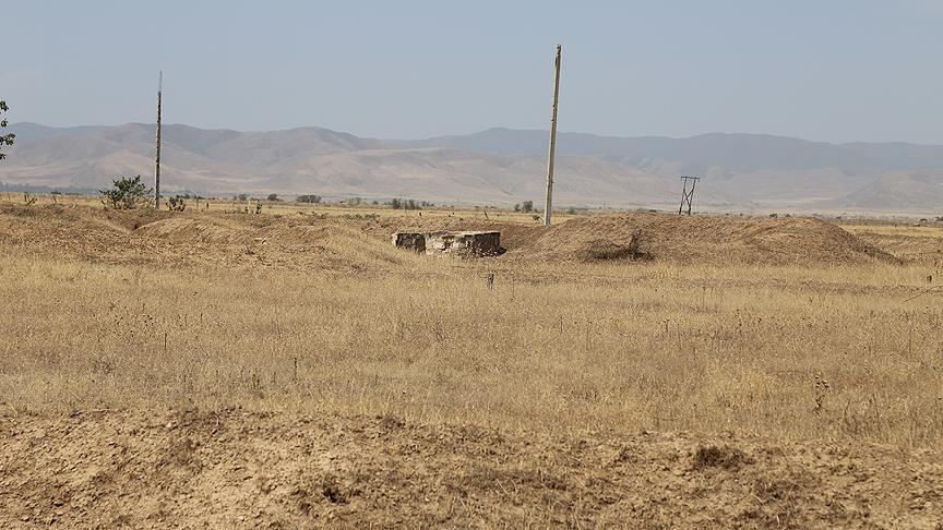 Azeri-İran sınırında 5 mülteci öldürüldü