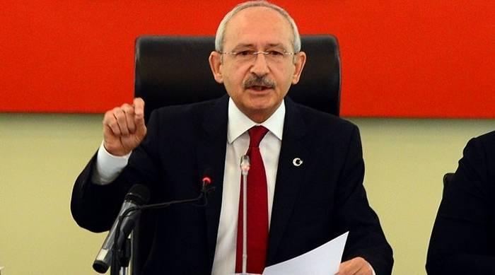Kılıçdaroğlu: Yarın bütün gençleri bekliyorum