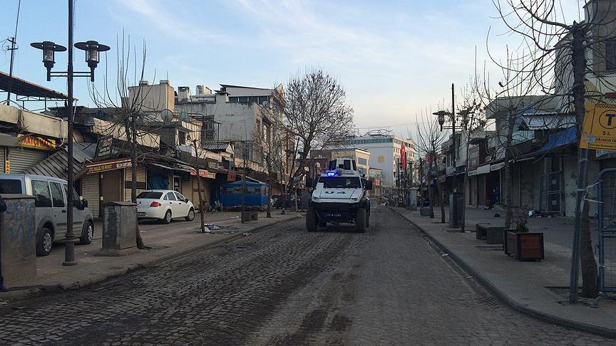 Sur'da tespit edilen PKK'lılar öldürüldü
