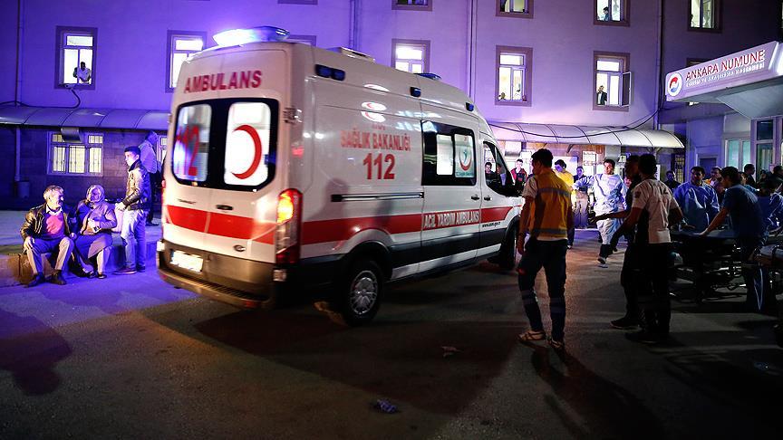 Ankara saldırısında ölenlerin sayısı 37'ye çıktı