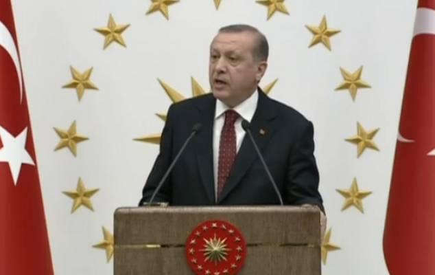 Erdoğan: Ya yanımızda olacaklar ya da...