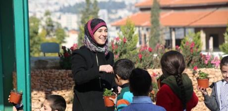 Öğretmen Nobel'i Filistinli mülteci öğretmene