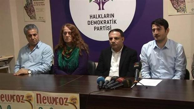 HDP İstanbul'da Nevruz için valiliğe başvurdu