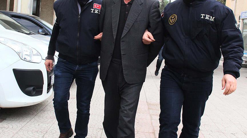 Bolu'da 20 akademisyen gözaltında