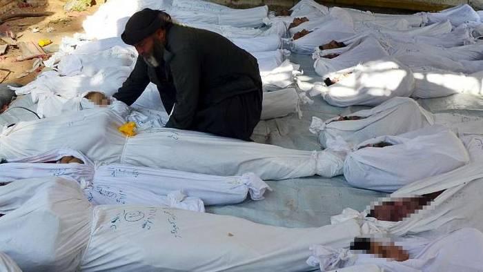 Suriye'de 161 kimyasal saldırı