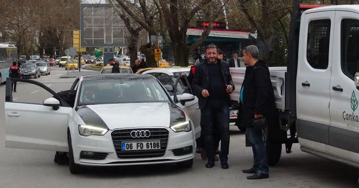 Ankara'da 'asılsız ihbar terörü'