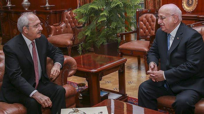 Kılıçdaroğlu teklifini Meclis Başkanı'na iletti