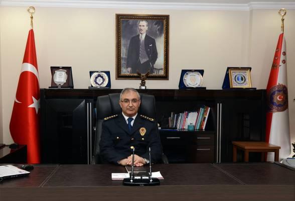 Ankara Emniyet Müdürlüğü'ne atama