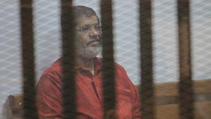 İhvan'dan Mursi kararına kınama