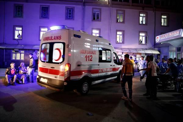 Ankara'da 300 kilogramlık bomba kullanılmış