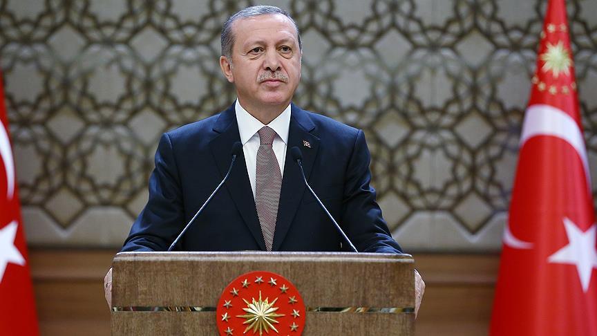 Erdoğan bir kez daha 'dokunulmazlıkları' hatırlattı