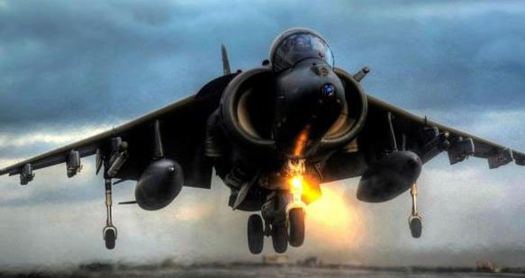 Fransa DAEŞ'i 80 kez bombaladı