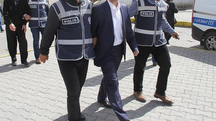 Dumankaya'nın sahipleri 'paralel'den gözaltında