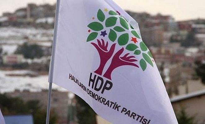 HDP'den 'ortak KHK komisyonu' açıklaması