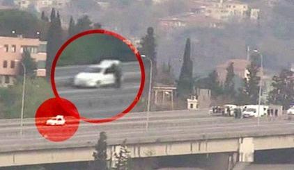 Köprüdeki araç sahibine cezai işlem