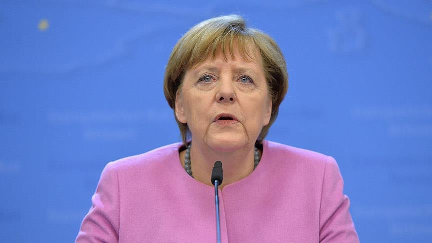 Merkel: Türkiye ne kadar takdir edilse azdır