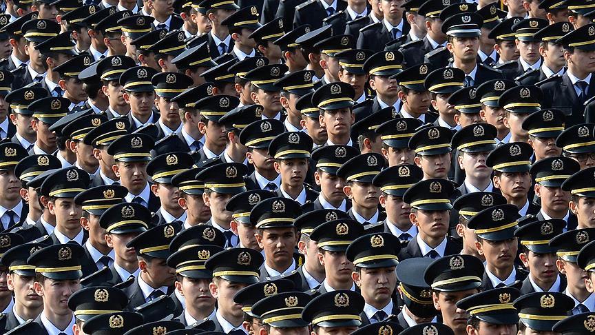 15 bin yeni polis memuru alınacak
