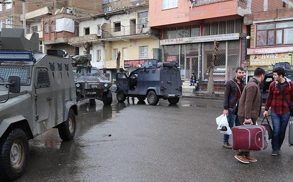 Diyarbakır Bağlar'da operasyon hazırlığı
