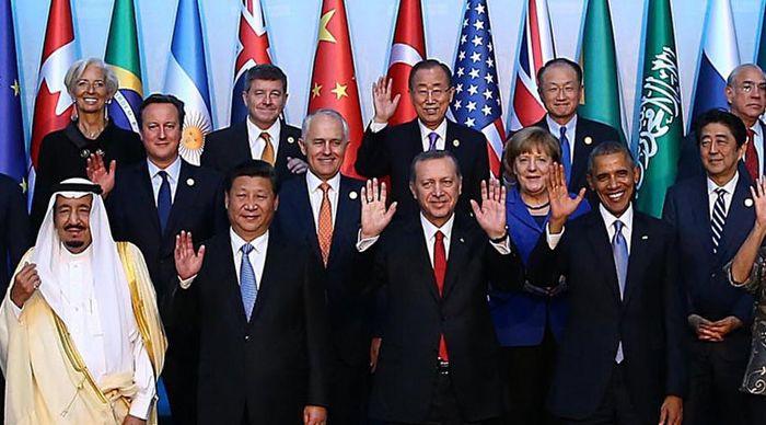 Çinliler, G-20 zirvesinin tecrübesini almaya geldi