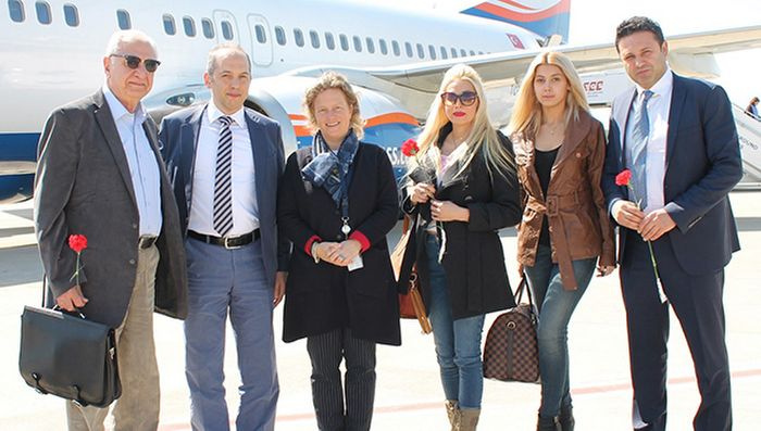 Rus turistler gitti, İranlı turistler geldi