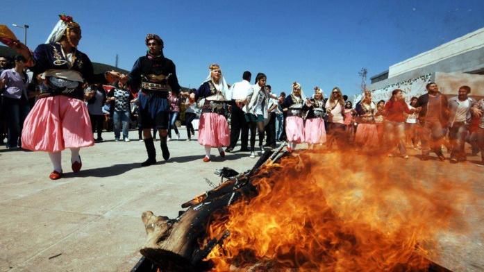 Diyarbakır'da Nevruz kutlaması serbest