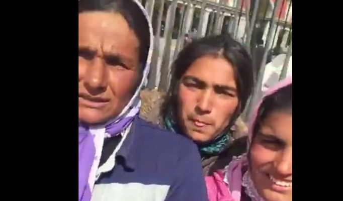 PSV taraftarların alay ettiği kadınlar İstanbullu çıktı