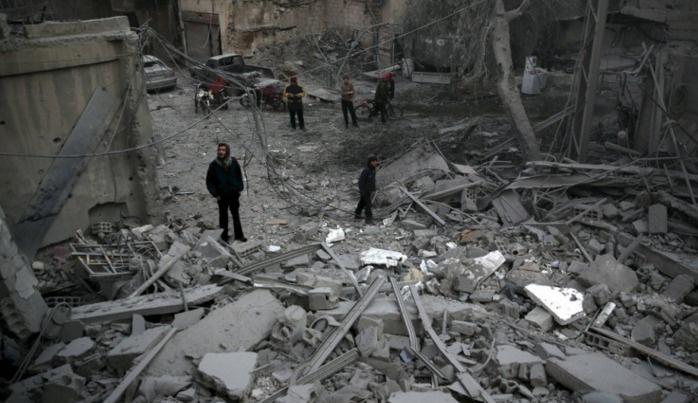 Rusya Suriye'de 2 bin sivil öldürdü