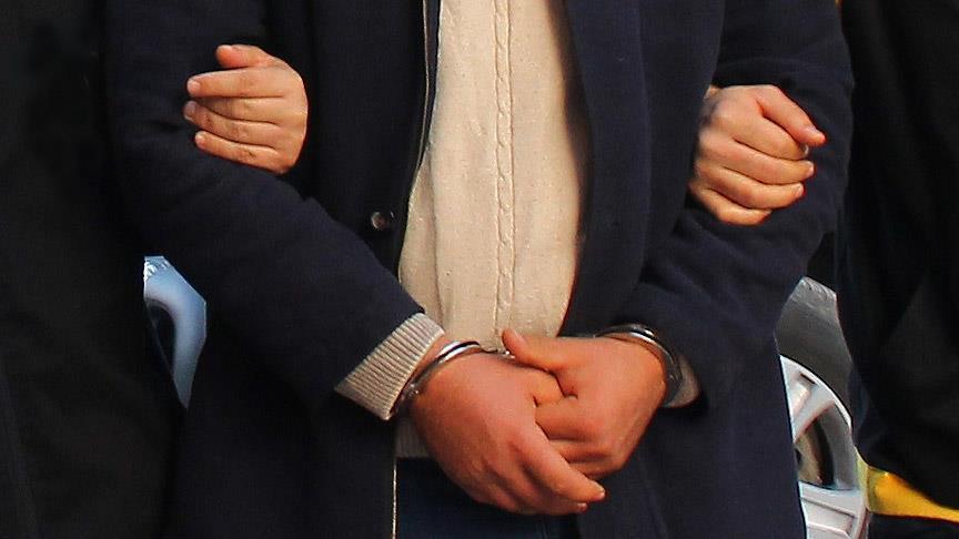 Eski rektör 'paralel'den tutuklandı