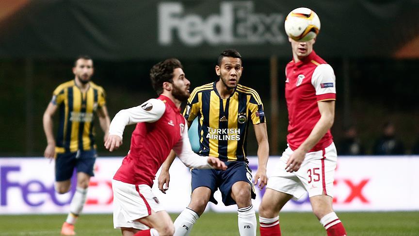 Fenerbahçe, Braga'ya 4-1 yenilerek Avrupa'dan elendi