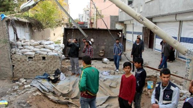 Nusaybin'de bombalı saldırı: Bir polis şehit