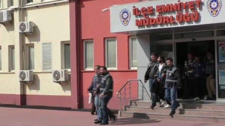 PKK sorumlusu Manisa'da tutuklandı