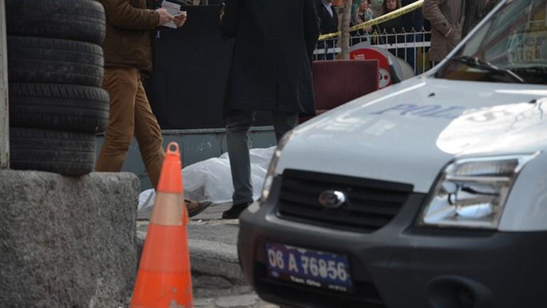 Ankara'da polis polisi vurdu: iki ölü