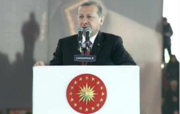 Erdoğan'dan batıya: O yılan sizi de sokabilir