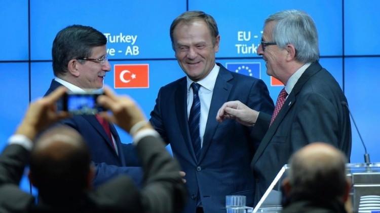 Türkiye ile AB anlaştı, mülteci dönüşü başlıyor