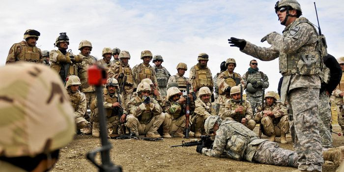 ABD Irak'a yeni askeri birlik gönderdi