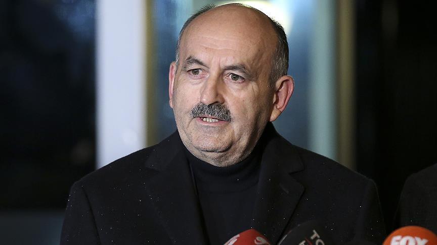 Sağlık Bakanı Müezzinoğlu'dan açıklama